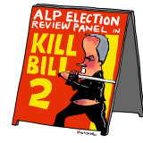 Bill Shorten's role in the federal election loss is a controversy among ALP election review panellists.
