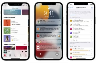 iOS 15 brings changes to sharing, notifications, privacy and more.