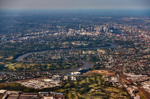 Some businesses will scale down and move to outer-metropolitan areas,  say both PwC and Infrastructure Australia.