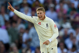 Joe Root is making big scores for England.