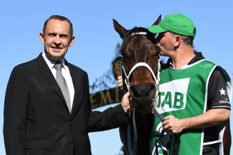 Chris Waller leads a contingent of trainers who have chipped in to fund a task force to tackle horse welfare.