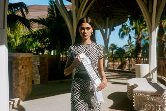 Thuzar Wint Lwin hopes to use her international platform as a pageant contestant to criticise the country's military coup and support the pro-democracy movement.
