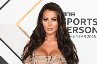 Yazmin Oukhellou, from UK reality show The Only Way is Essex, is one of the celebrities facing a backlash over their travels during the pandemic.