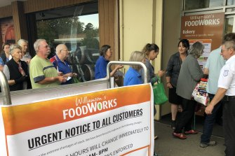 Williamson's Foodworks in Gisborne has implemented new store trading hours to combat 'tourist shopping'.
