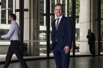 Darren Steinberg is confident CBD office occupancy will steadily rise.