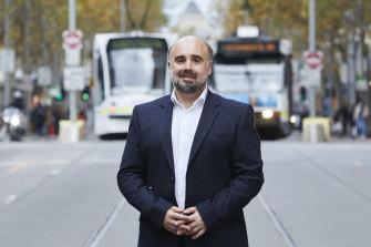 Al Cossar, artistic director of the Melbourne International Film Festival.