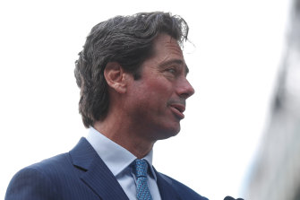 AFL chief Gillon McLachlan believes there was enough consultation on new rules before their introduction.