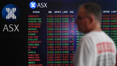 Property-related stocks have shrugged off the housing slump.