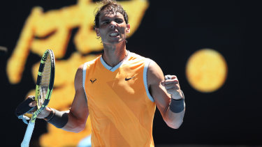 Viewers have made the switch from Seven to Nine for the Australian Open.