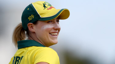 Perry and Australia can afford to smile after being undefeated in this Ashes.
