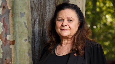 Victoria's Treaty Advancement Commissioner Jill Gallagher.