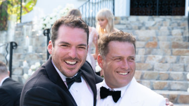 The negative publicity around Karl Stefanovic's lavish Mexican wedding formed part of the reason Nine moved him on.