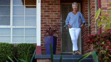 Lyn Sheehan took financial advice after her divorce 15 years ago.