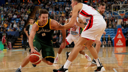 Boomers cop shock thrashing from Canada