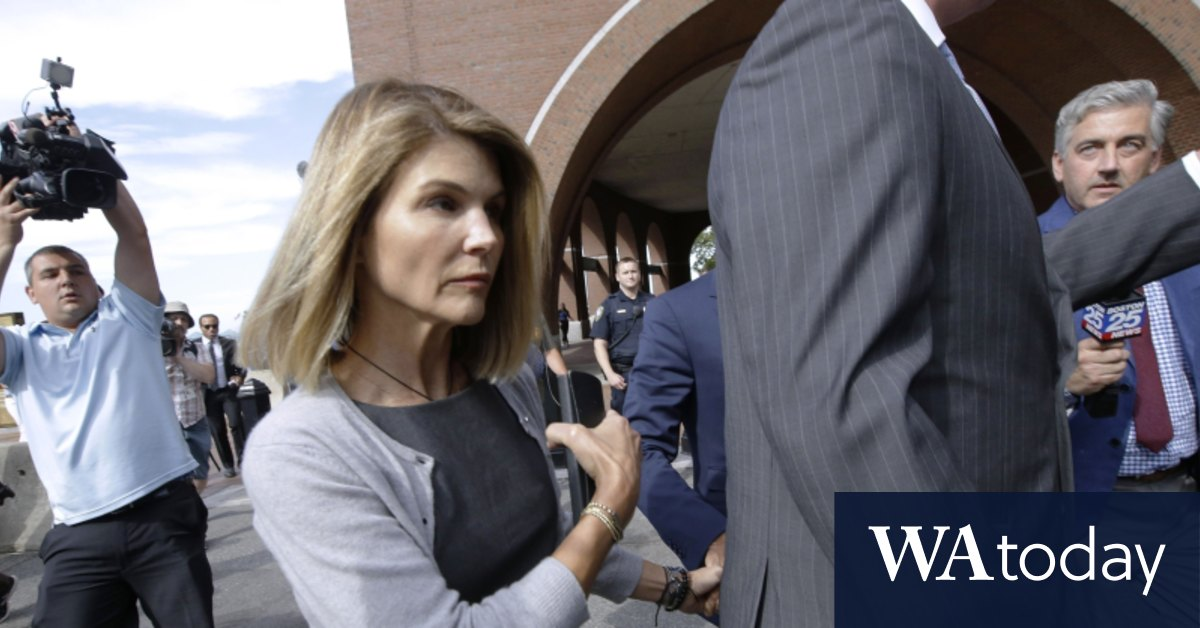 Actor Lori Loughlin released from prison after two months for college admissions scam