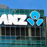 ANZ has announced $528 million hit to earnings.
