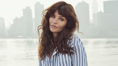 Helena Christensen: Yes, women have come a long way but we've said that for years