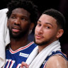Simmons, Embiid are 76ers' core and new boss wants it to stay that way