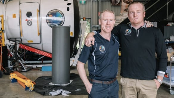 Aussie rocket brothers ink NASA deal as local space agency wait continues