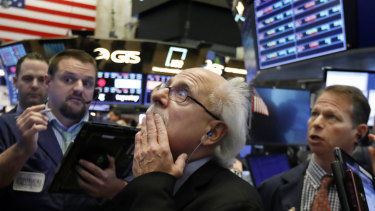 Wall Street has had a horror two months.