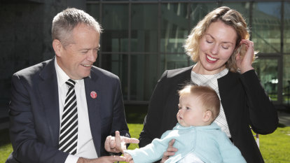 Labor candidate Alicia Payne spruiks Canberra, policy credentials