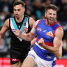 As it happened: Sensational Bulldogs obliterate Power to book grand final berth against Melbourne