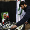 Tehran's grip on official narrative shaken after death of general, downing of plane