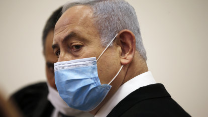 Could Netanyahu's battle in court also be a conflict of interest?