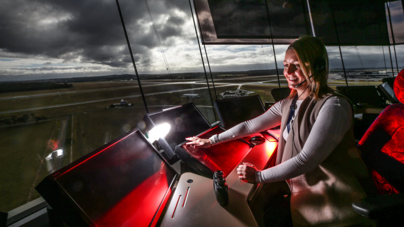Is air-traffic controlling your next big career move? Pass