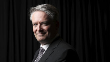 Mathias Cormann, Australia's longest-serving finance minister, wants to become the next secretary general of the Paris-based OECD.