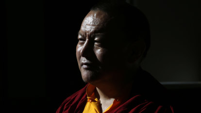 A Tibetan monk's journey from Chinese jail to country NSW