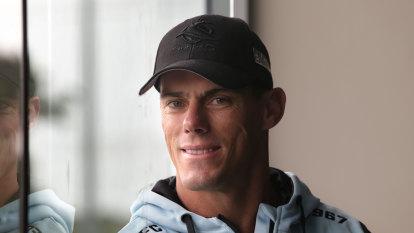 'Eddie who?': Sharks ridicule Jones takeover talk and back John Morris
