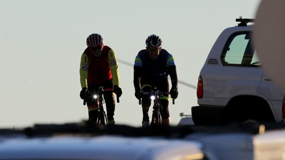 Why riding two abreast can be good for cyclists - and drivers