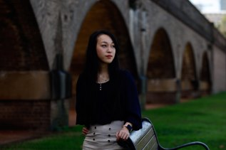 Jessica Yang, President of the Australian Medical Students Association.