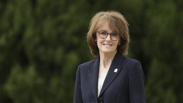 Australia's Chief Scientist Dr Cathy Foley.