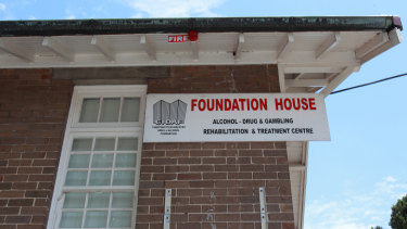 The CFMEU charity that runs Foundation House in Rozelle is once again at the centre of controversy.