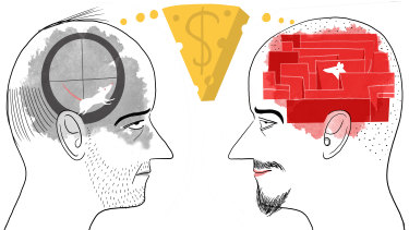 Our brains respond differently if we think something is more expensive.