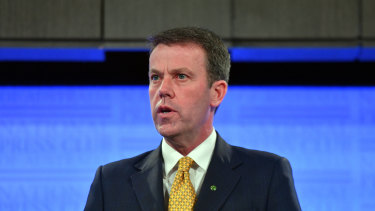 Education Minister Dan Tehan said the price signal would encourage students to consider diversifying their studies.