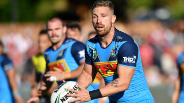 Bryce Cartwright signed a waiver that allowed him to train without receiving a vaccination.