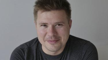 StartupAus chief operating officer, Alex Gruszka.