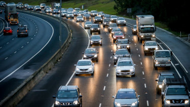Traffic jams are often the result of a compression wave.