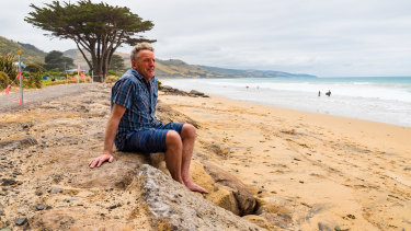 Apollo Bay resident Peter Fillmore: Drastic action will soon be necessary.