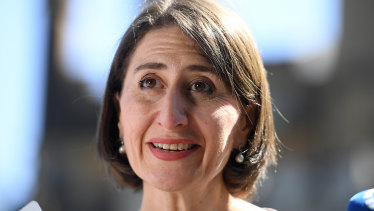 """Things have changed in five years"":  Premier Gladys Berejiklian says the lockouts should be relaxed or repealed."