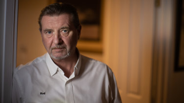Rodney Shave says he will not be going back for a second dose of AstraZeneca.