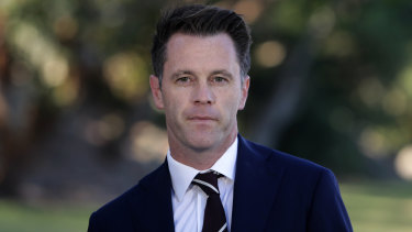 Kogarah MP Chris Minns has secured the support of two of the state's biggest unions in his party leadership bid.