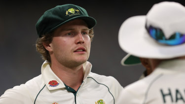 Will Pucovski has made himself unavailable for Test selection due to ongoing mental health issues.