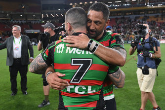 Benji Marshall said he still has enough hunger to go one more year.
