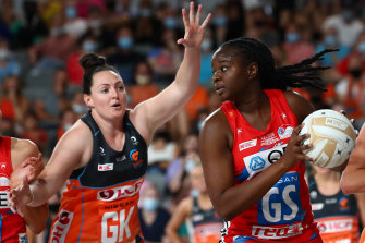 Netball NSW has accepted the fines but is disappointed with the way the situation has been handled.