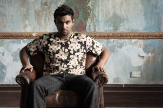 """Nazeem Hussain: """"The way I've always viewed relationships is to ask the big questions upfront."""""""
