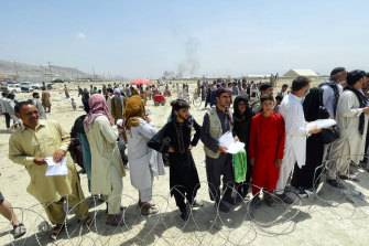 The federal government has been urge to increase its intake of refugees from Afghanistan.